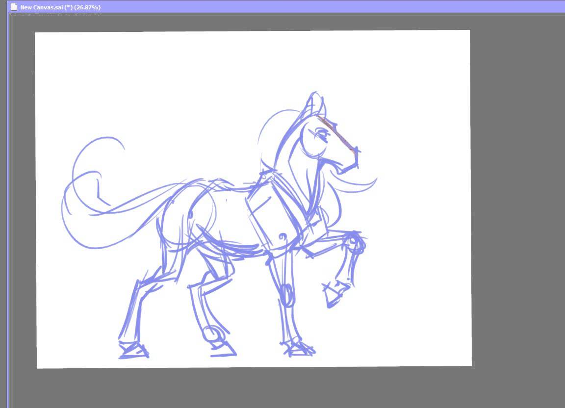 1152x832 How To Draw A Pegasus