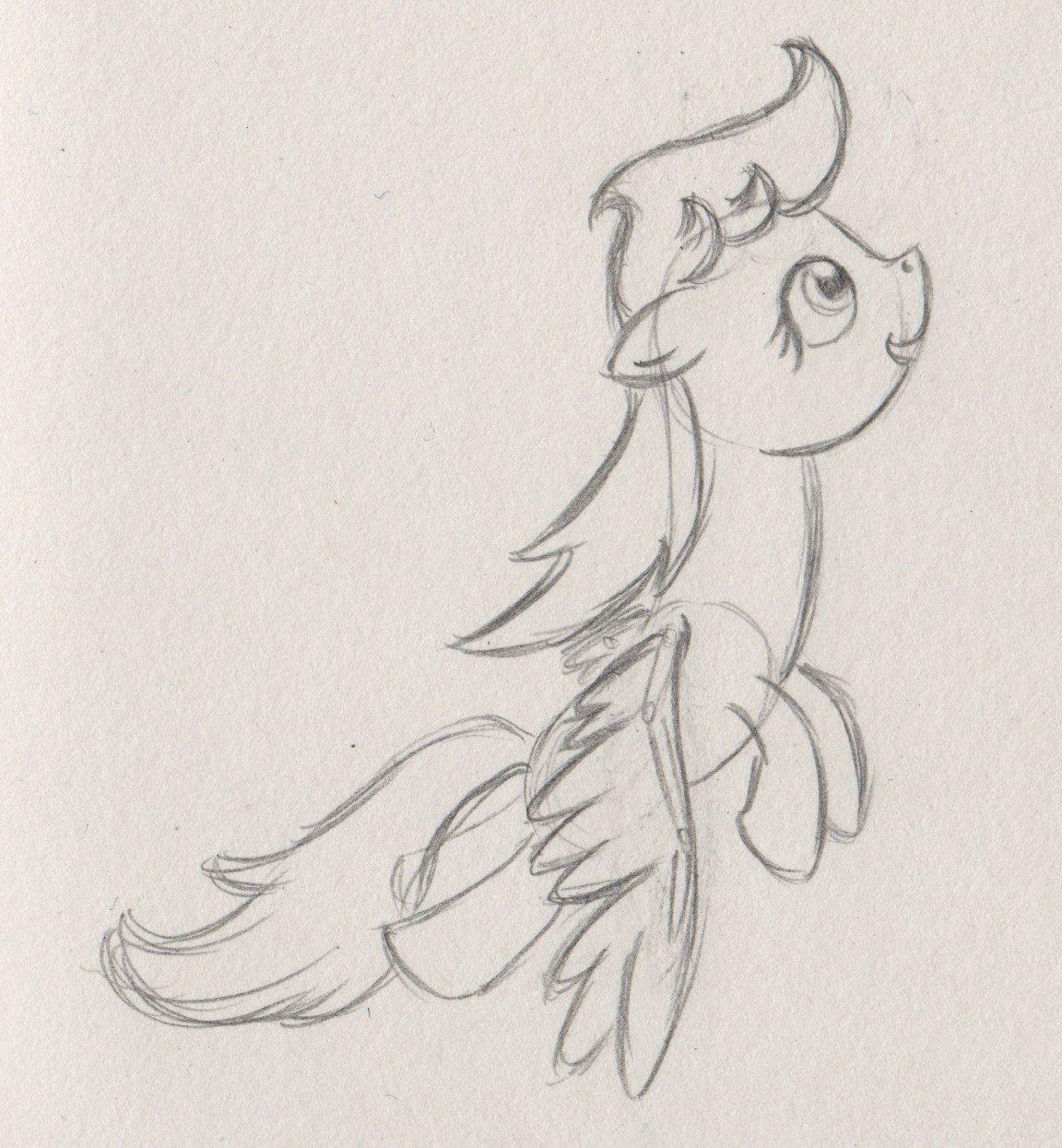1152x1245 Wings Unicorn In The Breeze