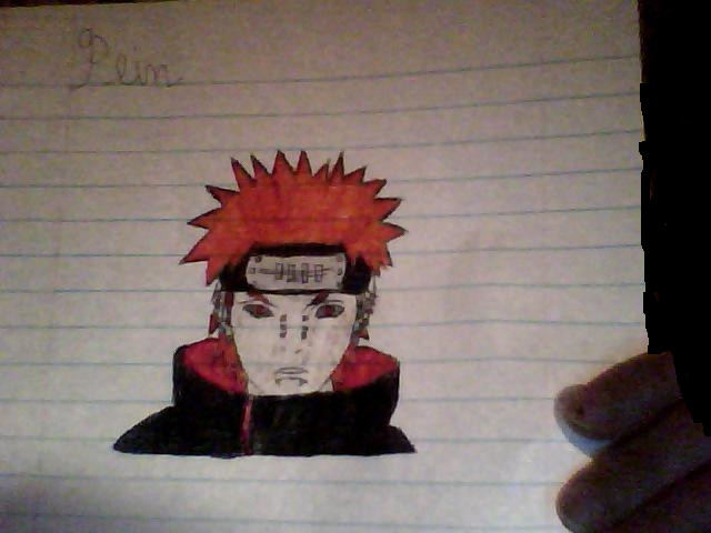 640x480 My Pein Drawing By Deidaralvr05591