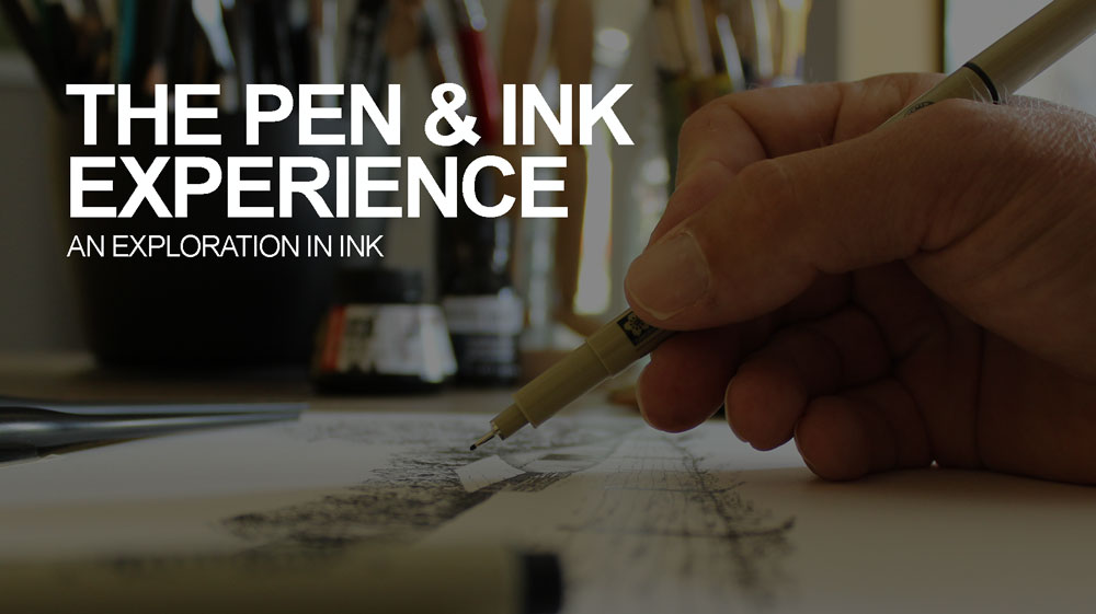 Pen Ink Drawing Tutorials at GetDrawings com | Free for personal use