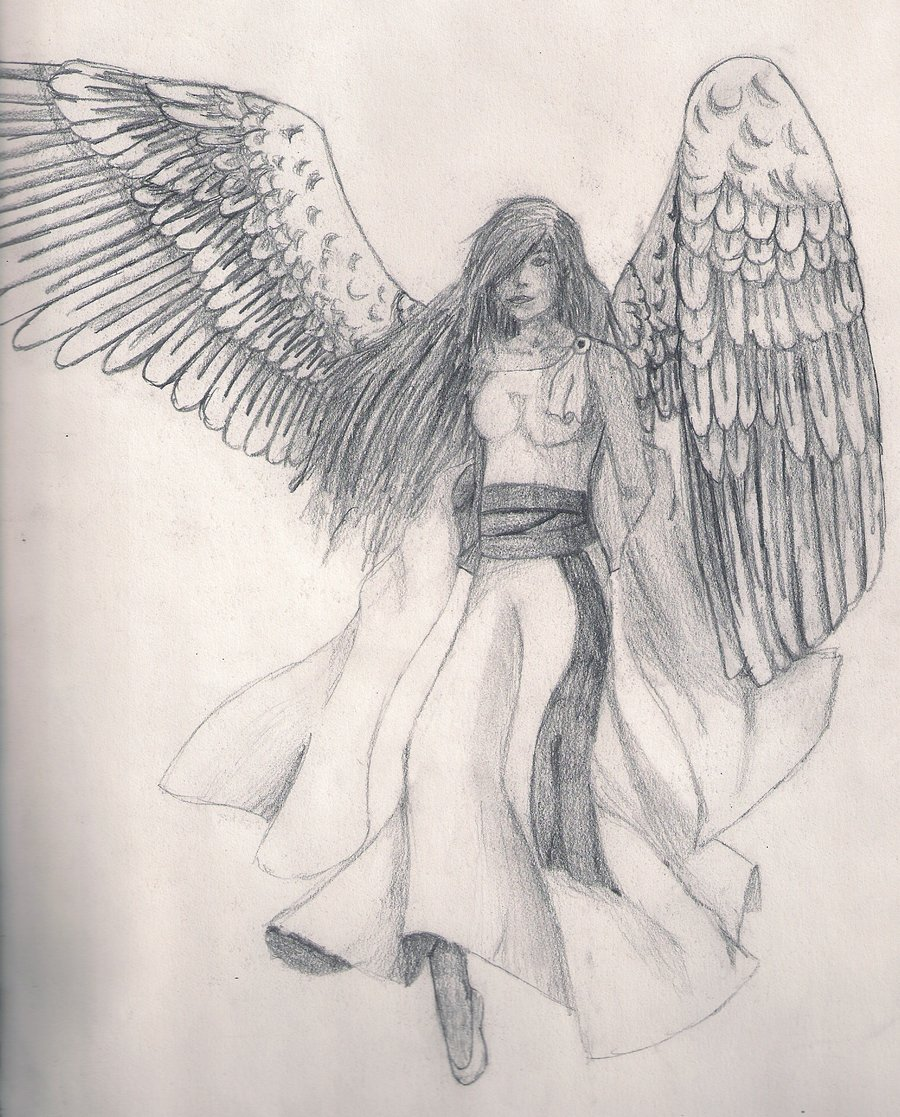 900x1117 Angel Drawing Angels Arabesque Angel Drawing