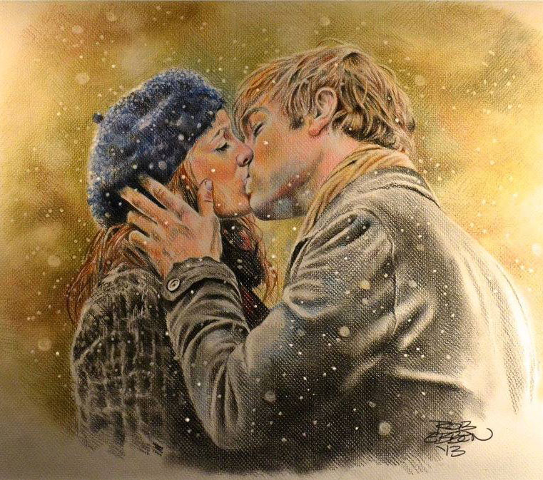 761x673 Love Color Pencil Drawing By Rob Image