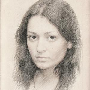 300x300 Pencil Drawing