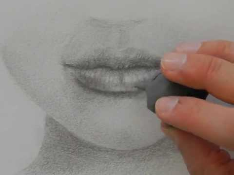 480x360 Drawing Mouthshow To Draw A Realistic Lips With Pencil
