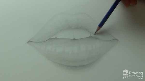 600x337 How To Draw Lips My Drawing Tutorials