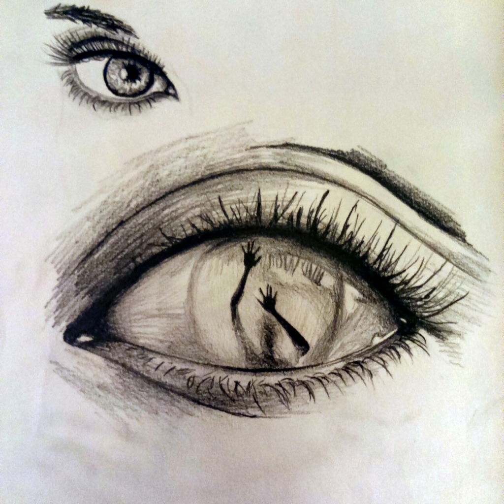 Pencil sketch drawing at getdrawings com free for personal use