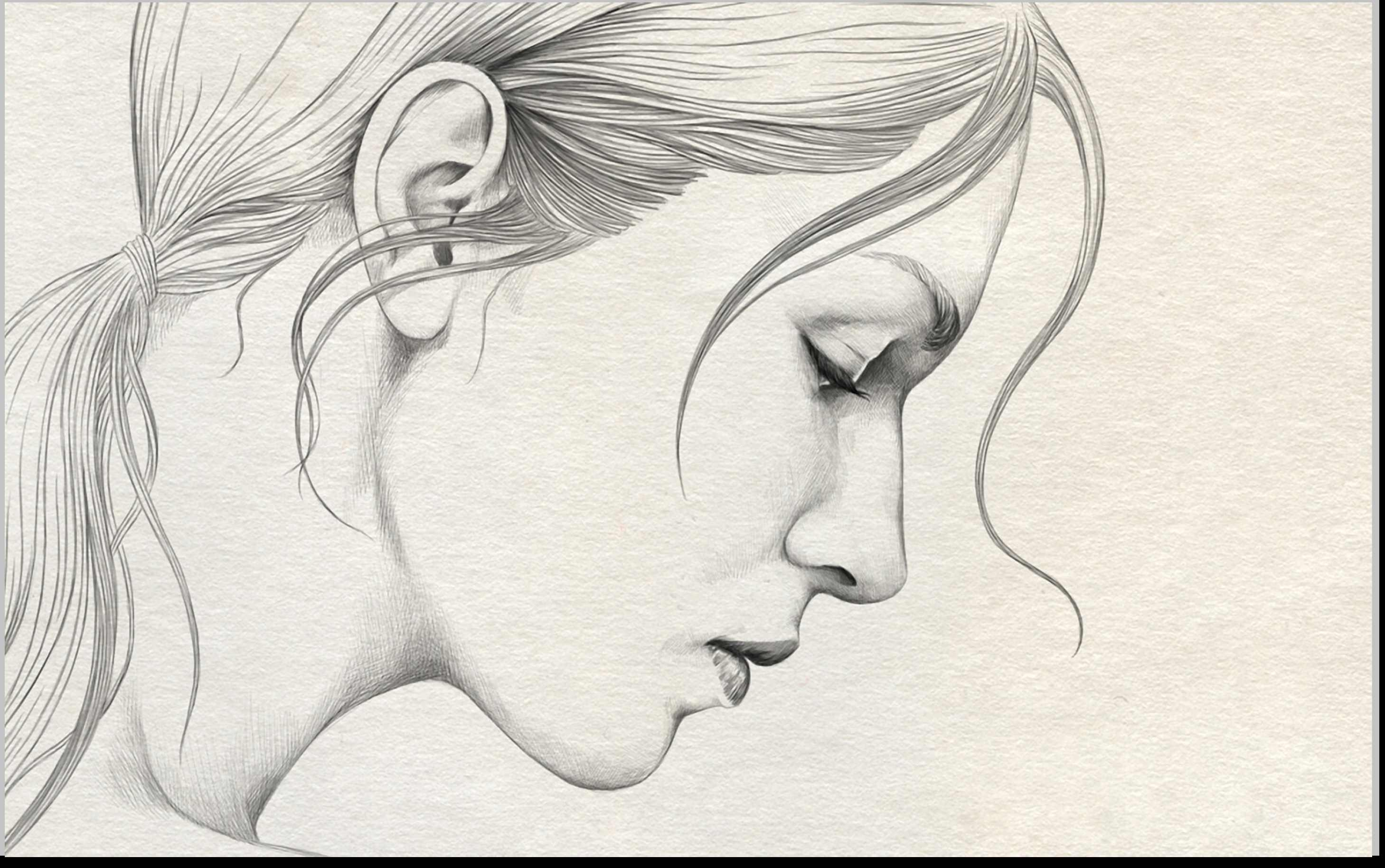 2917x1829 Simple Pencil Drawing Images Pictures Of Simple Pencil Drawings