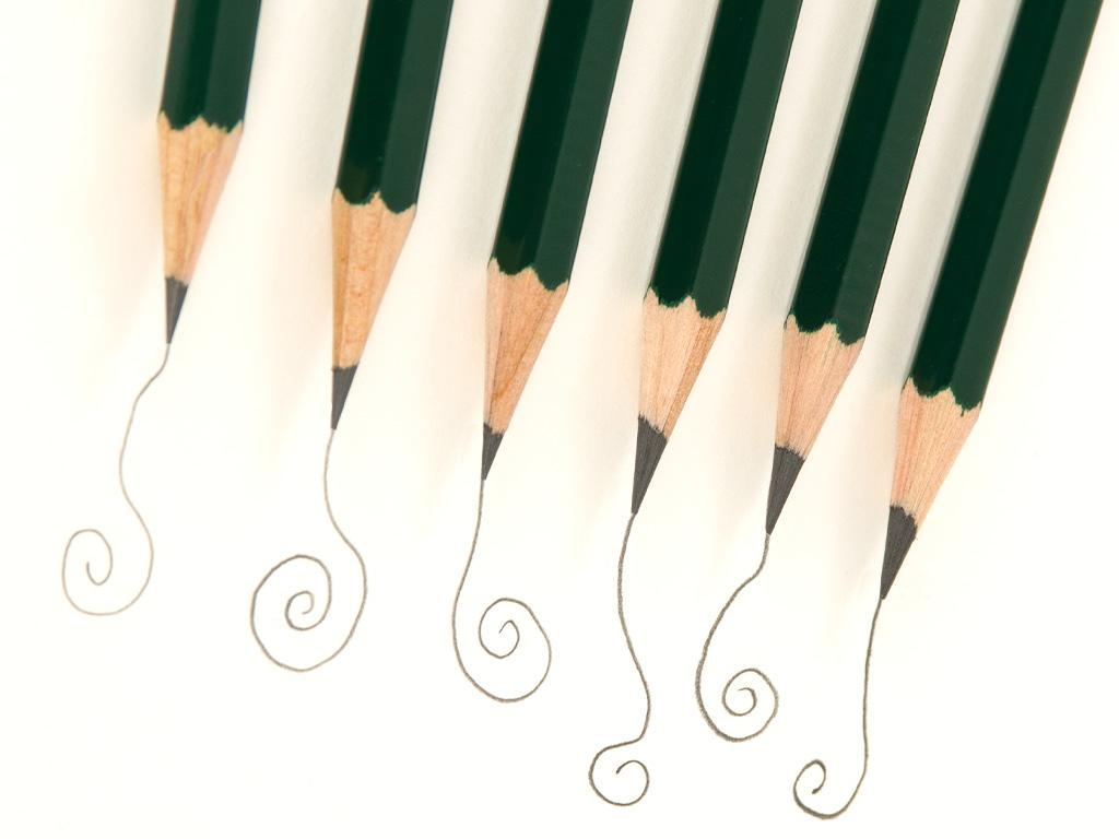 1024x768 The Best Drawing Pencils For Every Artist Graphite, Drawings