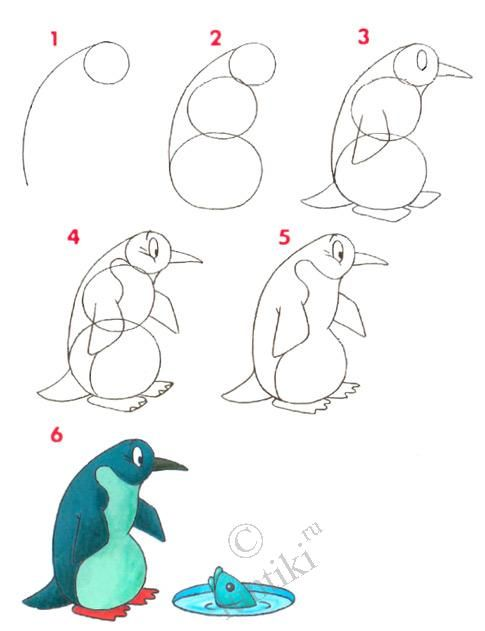 485x631 Children Art. Drawing Lessons For Kids