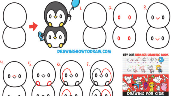 570x320 Beginner Drawing Lessons For Kids Easy Drawing Tutorials For Kids