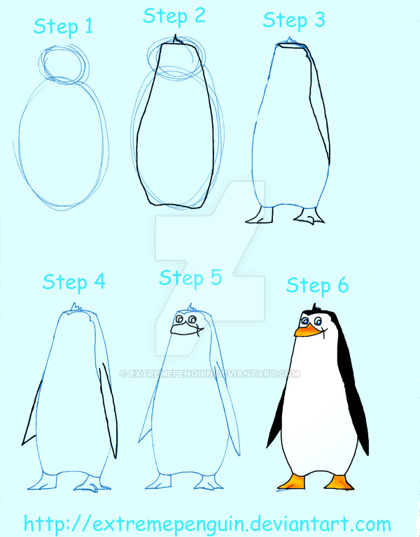 600x768 How To Draw Rico By Extremepenguin
