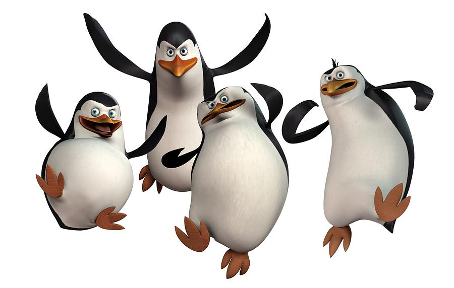 900x572 Penguins Of Madagascar 2 Drawing By Movie Poster Prints