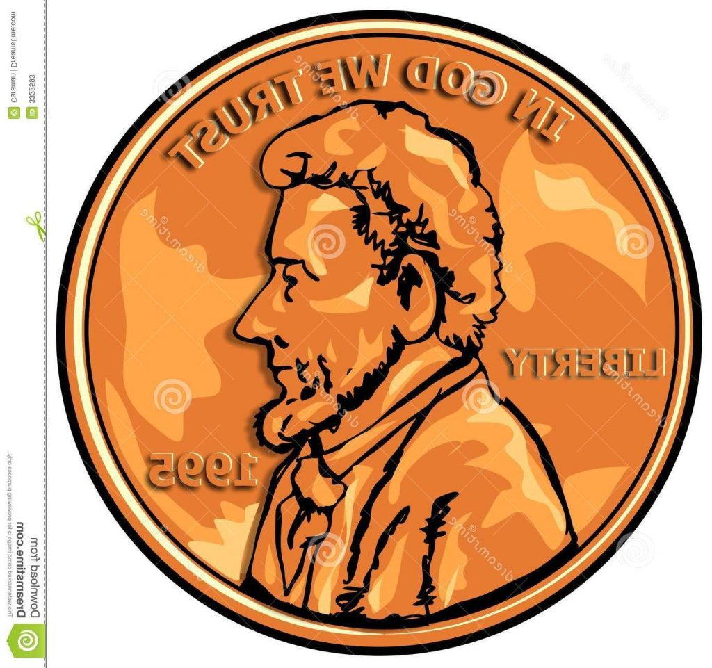 1024x961 Best Free Clipart Penny Drawing