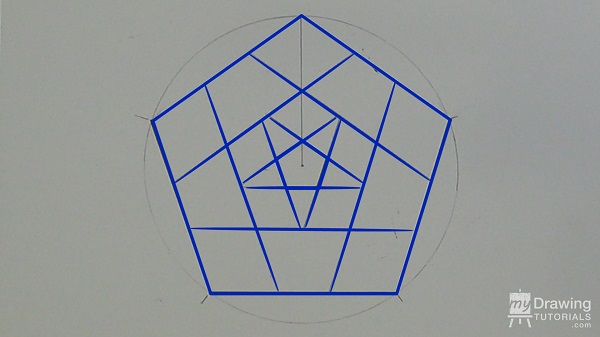 600x337 How To Draw An Impossible Pentagon Impossible Shapes My