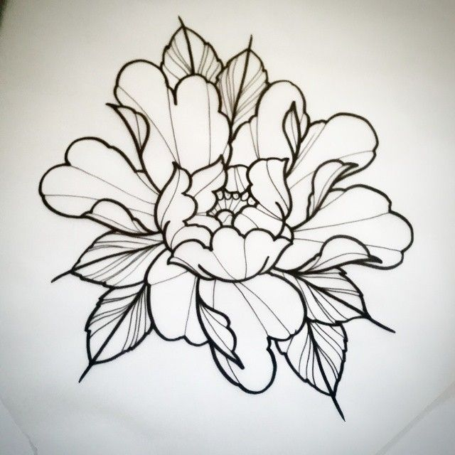 Free Flower Designs To Print