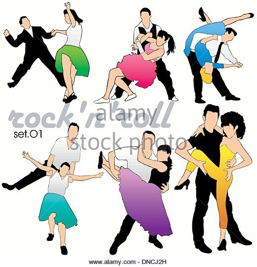 520x540 Twist Dance Stock Photos Amp Twist Dance Stock Images