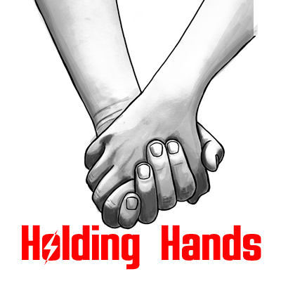 400x400 How To Draw Holding Hands With Easy Step By Step Drawing Tutorial