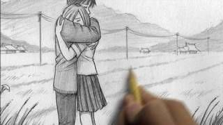 320x180 How To Draw People Hugging, Via Youtube. Artist's Guide
