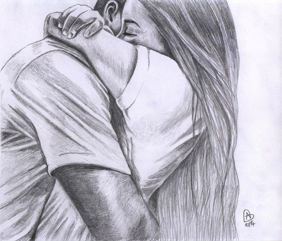 965x827 Billedresultat For People In Love Drawing Drawing