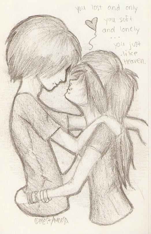 523x810 Emo Love By Mestmest