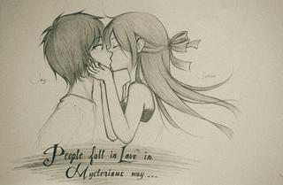 320x209 People Fall In Love In Mysterious Way