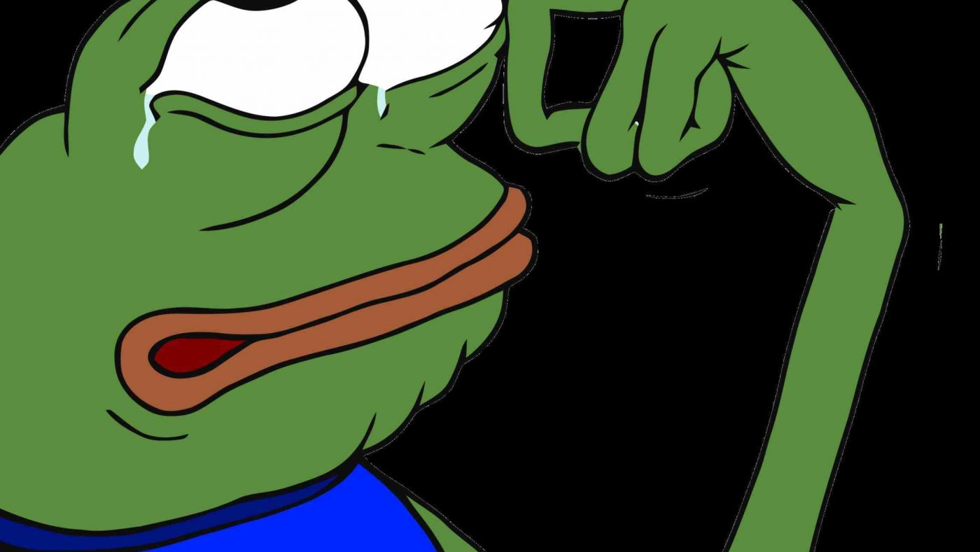 1400x789 An Obituary The Far Right Have Murdered Pepe The Frog