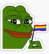 210x230 Pepe The Frog Drawing Stickers Redbubble