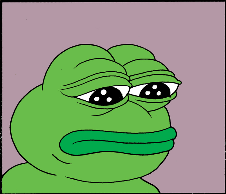 721x620 Pepe The Frog To Sleep, Perchance To Meme