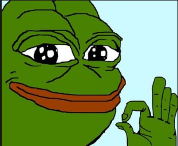 580x477 Pepe The Frog Is Being Killed Off Because Of Hate Groups