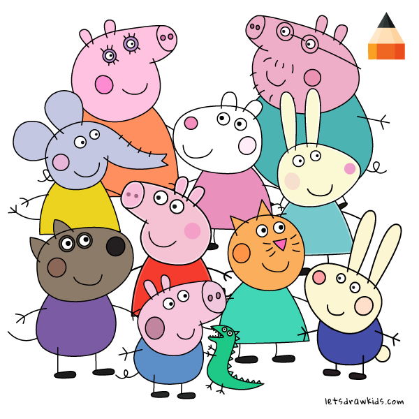 600x600 138 letsdrawkids howtodraw 600x600 138 letsdrawkids howtodraw 1280x720 awesome peppa pig coloring pages how to draw