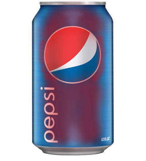 500x552 How To Create Pepsi Can In Photoshop