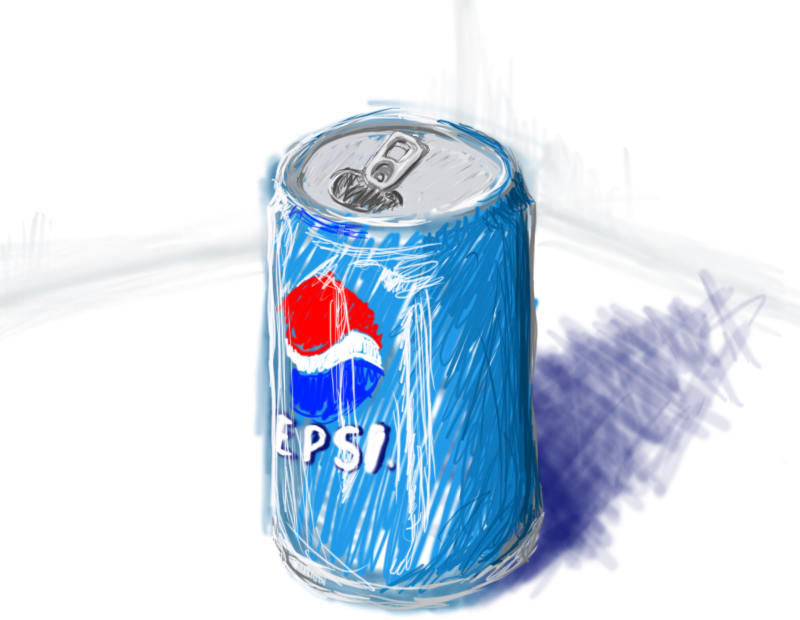 800x620 Pepsi Can By Degraiver