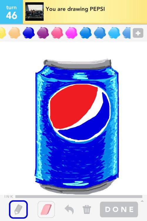 500x750 Pepsi Drawings