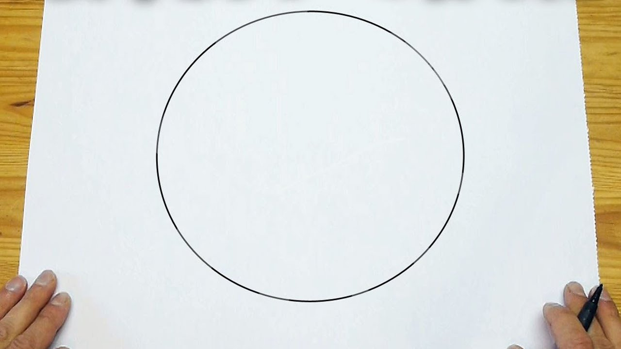 1280x720 Drawing A Perfect Circle How To Draw A Perfect Circle