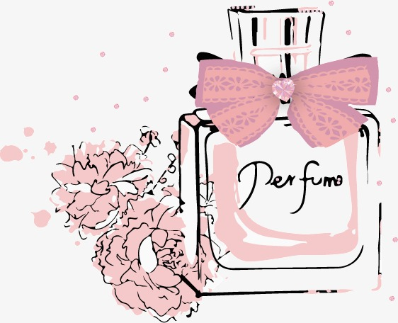 562x456 Drawing Perfume Bottle, Bottle, Perfume Bottle, Drawing Perfume