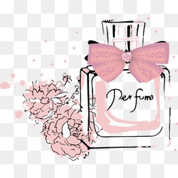 260x260 Perfume Bottle Png, Vectors, Psd, And Icons For Free Download