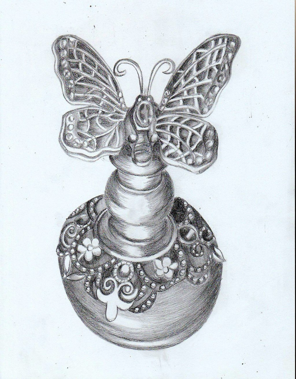 1024x1310 An Old Perfume Bottle By Moondancer3