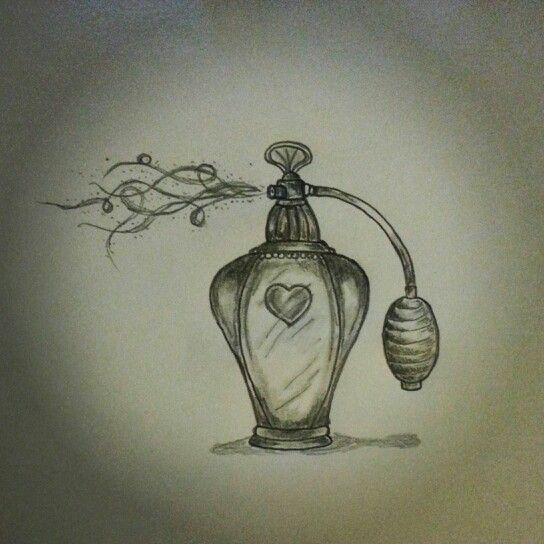 544x544 Perfume Bottle Tattoo