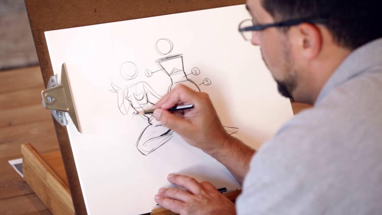 1280x720 Figure Drawing Basics