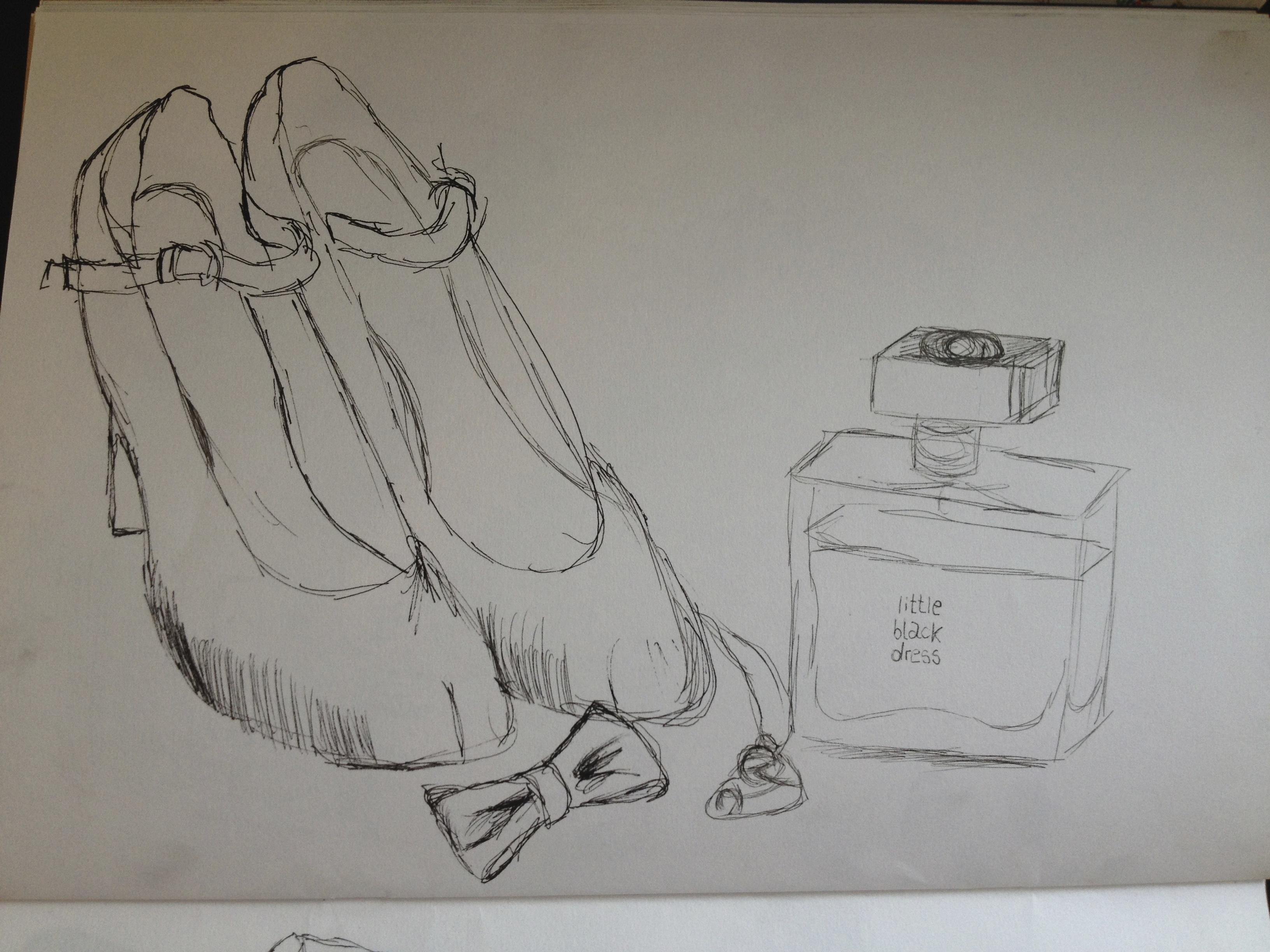 3264x2448 Assignment 1 Personal Still Life Drawing Skills
