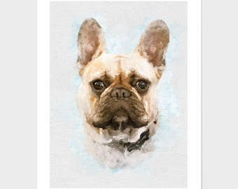 340x270 Custom Pet Drawing Etsy