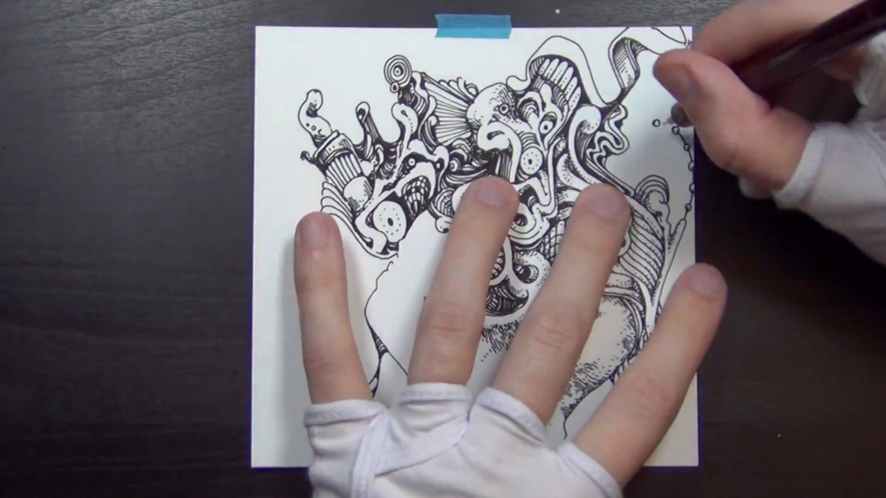 1280x720 The Peter Draws Show (W Special Guest!) Amp 10 Quick Drawings