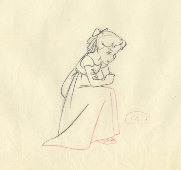 600x563 Disney Peter Pan Animator's Extreme