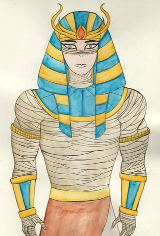 Pharaoh Drawing at GetDrawings.com | Free for personal use Pharaoh ...