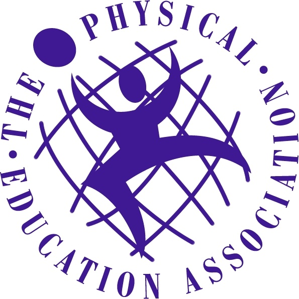 595x596 The Physical Education Association Free Vector In Encapsulated