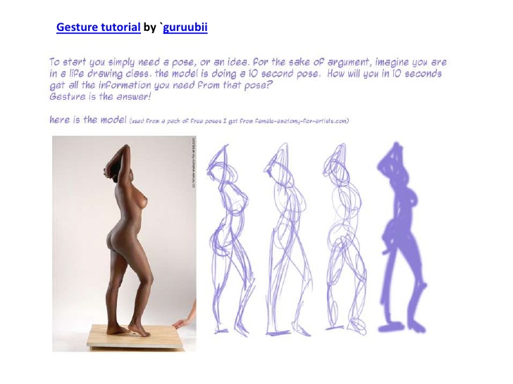 728x546 Gesture Drawing