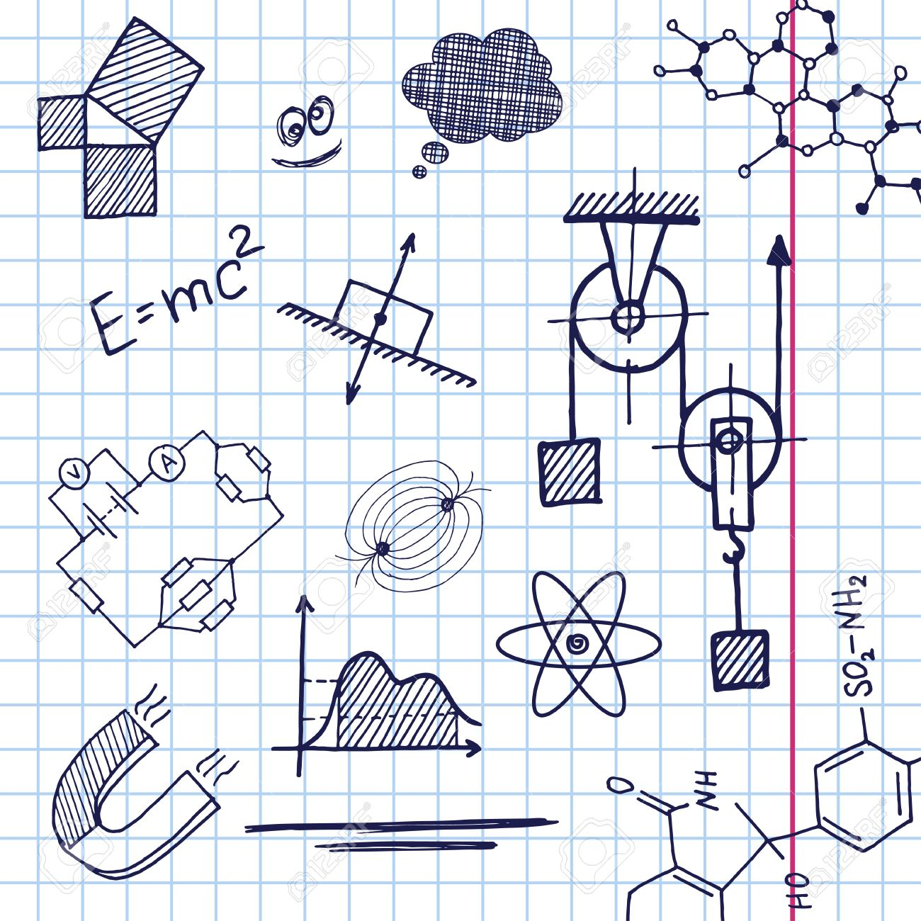 Physics Drawing at GetDrawings.com | Free for personal use Physics ...