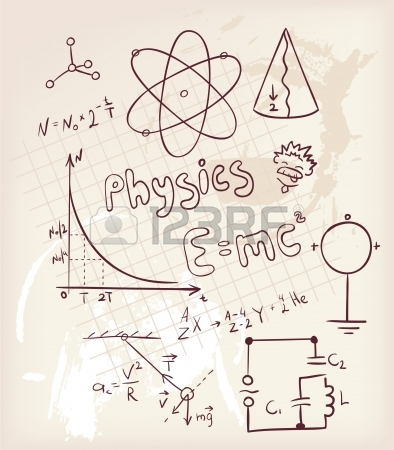 394x450 Illustration Of Wave Particle Duality. Quantum Optics And Physics