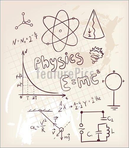 438x500 Science Physics Set