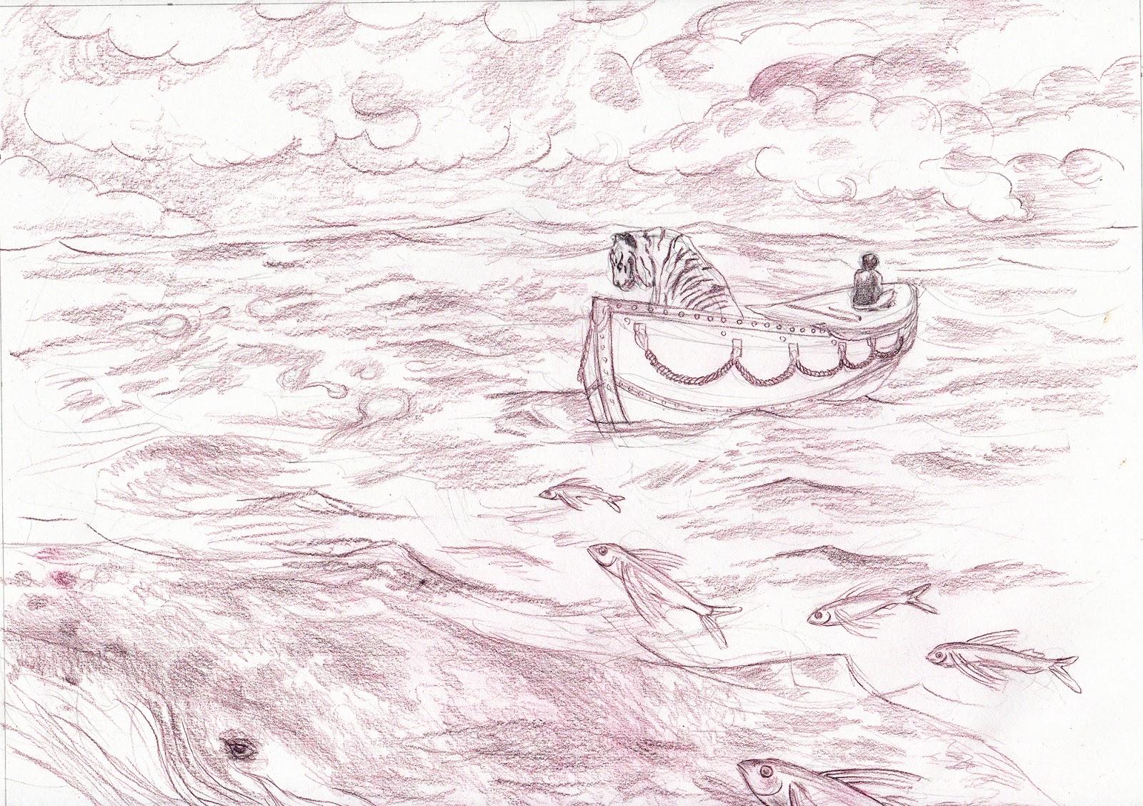 1600x1128 Alicia Vasquez Life Of Pi Illustration